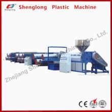 Machine de recyclage en plastique Machine à recycler les textiles