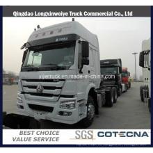 Компания sinotruk поставляем HOWO HOWO перевозит грузовик с прицепом грузовик