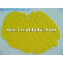 Vente chaude tapis de caoutchouc de silicone résistant à la chaleur