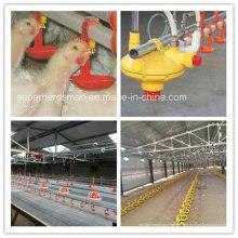 Ниппели цыплятины выпивая Оборудование для сельского хозяйства птичника