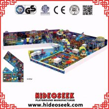 Space Theme Kinder Indoor Spielplatz mit Ball Pit