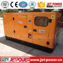 100kw schalldichte elektrische Dieselgenerator-Stromversorgung
