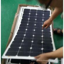 18В 160 Вт солнечная энергия ЭТФЭ мягкие гибкие панели солнечных батарей