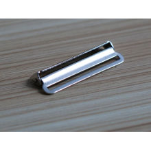 Hebilla de fábrica piezas al por mayor de hebilla de cinturón color níquel para la hebilla de hombre
