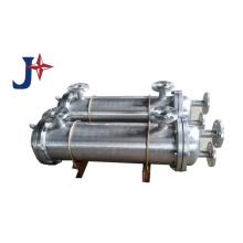 Intercambiador de calor de tubo y carcasa de acero inoxidable con alta calidad