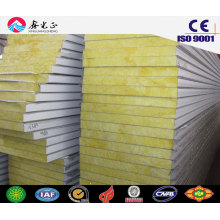 Materiales de construcción de estructura de acero, panel de sándwich (JW-16288)