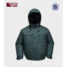 warm workwear bomber winter jacket mens pilot jacket