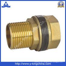 Borracha de latão Borracha tanque Conector Fitting (YD-6019)