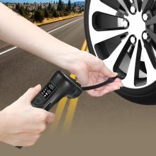 Bomba de aire para neumáticos Bomba digital para coche portátil
