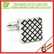 Fashion Gift Customized Size Zinc Alloy Cufflinks