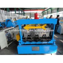 Máquina de prensagem de deck de metal de estrutura de aço