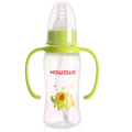 5oz Infant PP Milk Feeding Bottle With Handle