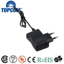 Carregador móvel do curso para o telefone esperto, carregador carregado quente do curso / carregador da parede do CC com CE