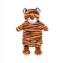 Almohada de felpa tigre lindo