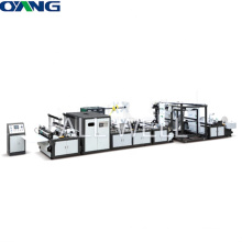 ONL- XB700 Online Handle Attached Full Automatic Non Woven Box Bag Making Machine