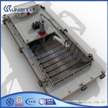 high quality customized dredging barge for sale(USA3-014)