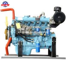 R6105ZD Dieselmotor Hochleistungs-6-Zylinder-Dieselmotor