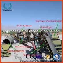 Planta De Fabricación De Fertilizantes Orgánicos De China