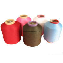 Factory Supplier Nylon, Polyester Spandex Covered Yarn