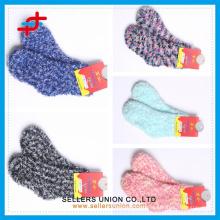 cheap price cozy warm kid's ankle socks custom logo