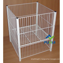 Small Size Metal Wire Merchandise Table (PHY511)