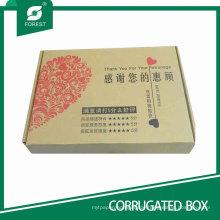 Heißer Verkauf Bekleidung Geschenk Papier Verpackung Box für Versandkartons
