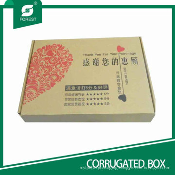 Hot Sell Apparel Gift Paper packaging Box for Shipping Boxes