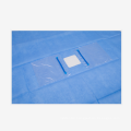 Sterile Surgery Disposable Ophthalmology Pack Eye Drape set