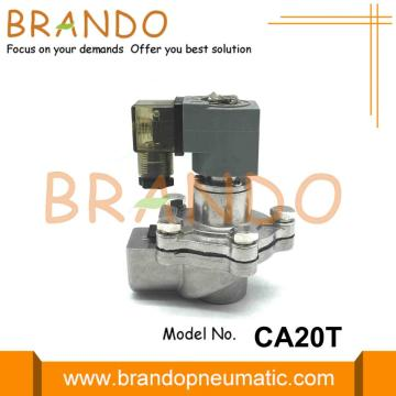24V CA20T Dust Collector Pulse Valve Untuk Baghouse