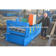 Máquina de moldagem de rolo de chapa metálica galvanizada de boa qualidade