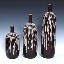 Großhandelsart und weise Porzellan-Büro-Blumen-Dekorationen für förderndes (H1100)