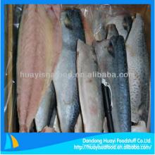 Bon filet de poisson au maquereau frais et frais pour de bons prix et services