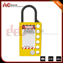 Elecpopular Latest Products In Market Aluminum Lockout Hasp Electrical Lockout Devices With Tag