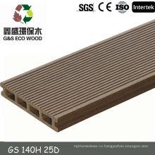 Gswpc wpc floor & wood пластмассовая композитная панель для пристани для яхт