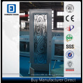 Fangda Eco verzinktem Stahl Glastür
