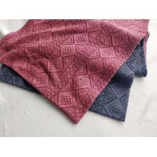 Spitzenstoff aus Poly-Baumwolle