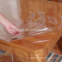 Clear PVC Table Sheet