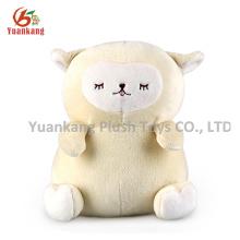 20 cm pequeno macio de pelúcia gordo recheado ovelha cordeiro pelúcia brinquedo