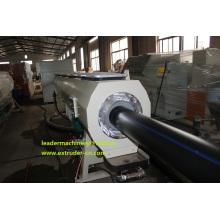 160-450mm, 20-110mm, ligne d'extrusion de tuyau d'eau de gaz de HDPE, produisant des machines