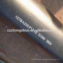 ASME SA335 P91 Seamless Alloy Steel Pipe/tube