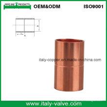 ISO9001 Acoplamiento recto de cobre certificado (AV8001)