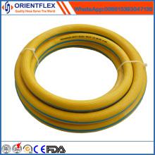 Flexible Yellow Color Low Price PVC Air Hose