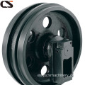 Garantía larga Japan Excavator PC300 / 350/360 Front Idler