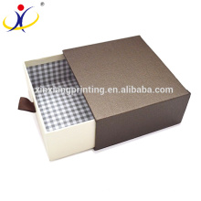 Emballages profonds faits sur commande de papier d'emballage de boîte-cadeau de tiroir de XinXiang