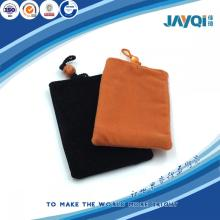Diseño personalizado bolsa de Micro fibra por mayor