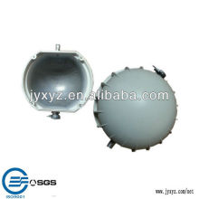sistema de control de aleación de aluminio