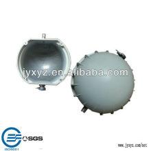 sistema de monitoramento de liga de alumínio