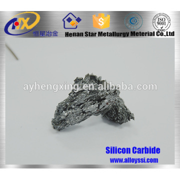Manufacturer Factory High purity black silicon carbide sic