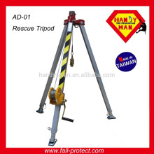For Fall Protect Rescue Workplace Safety Tripod