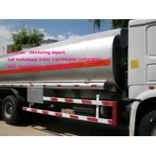 Caminhão de entrega resistente ao óleo combustível de Sinotruk
